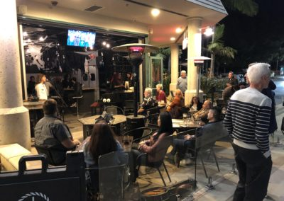 Open Mic at Marina Wine
