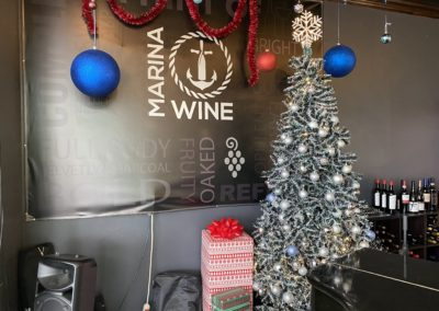 Christmas at Marina Wine