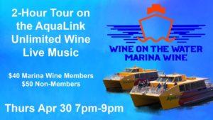 Wine on the Water @ Marina Wine